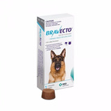 Bravecto 20 - 40 Kgs Pastilla Antiparasitaria Pethome Chile