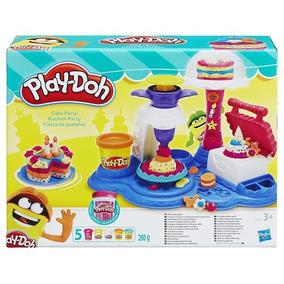 Massinha Play Doh Festa De Bolos - Hasbro