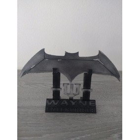 Batarang Batman X Supermant (22 Cm) + Brinde
