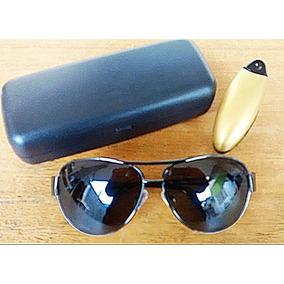 Oculos Lentes Polarizadas Unissex Aviador Moderno Ph