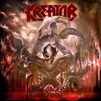 Kreator:gods Of Violence(cd + Dvd Digipack/+ 1 Bônus)