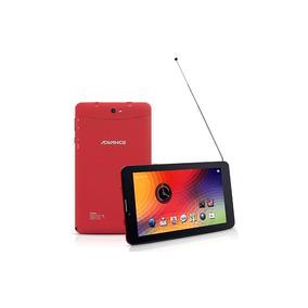 Tablet Advance Con Doble Sim Tv Digital