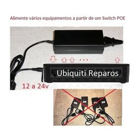 Switch Intelbras Sf8008 Porta Poe 12/24v Ativo (basestation)