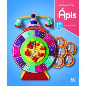 Projeto Ápis - Matemática - 1º Ano - 3ª Ed. 2018|