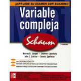 Variable Compleja. Serie Schaum