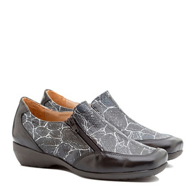 Zapatillas Línea Confort 100%cuero Art 1212 Calzados Tallon