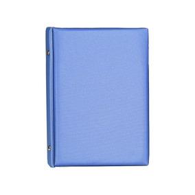 Álbum Azul Brilhante Nobuck 40 Fotos 15x21 - 51070