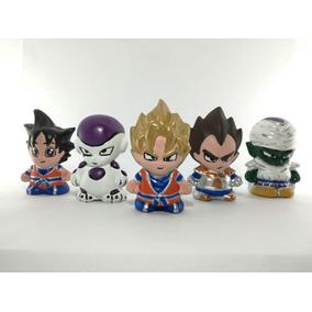 Mini Alcancias Super Heroes Dc Marvel Superman Batman Goku