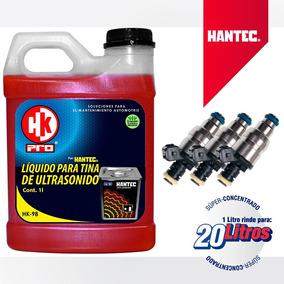 Limpiador De Inyectores Para Tina De Ultrasonido 1 L Hantec