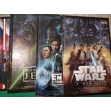 Star Wars Episodios Iv-v-vi Y Episodio I, Pasta Dura