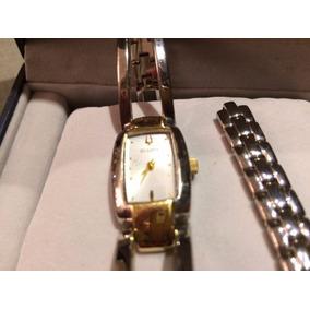 Relogio De Duas Cores Feminino - Relógio Bulova no Mercado Livre Brasil 1dc0d75103