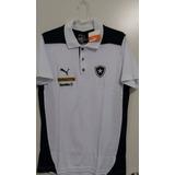 Camisa Nova Botafogo Puma Polo Viagem Oficial 2013 2014