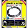 Estaño 60/40 X Metro / 0.8mm & 1mm / Soldadura / Original /
