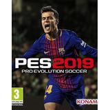 Pes Pro Evolution 2019 Código Digital Original Steam Pc