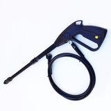 Kit Pistola + 03mts Mangueira Lavadora Eletrolux 1400 Libras