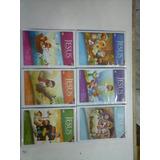 Dvds Jesus Infantil Vários Títulos Kit Com 6 Dvds