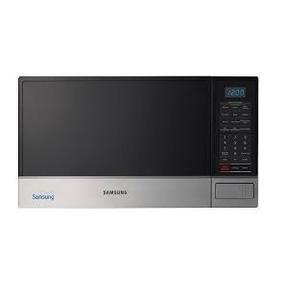 Horno Microondas 1.1pies Pta. Acero Inox Samsung Ame8114st