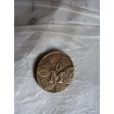 Moneda Pequeña Medalla Casa De Moneda Muy Bonita , 450 Anive