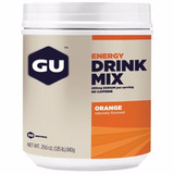 Gu Energy Drink Mix Laranja 840g Gatorade Carb Eletrolítico