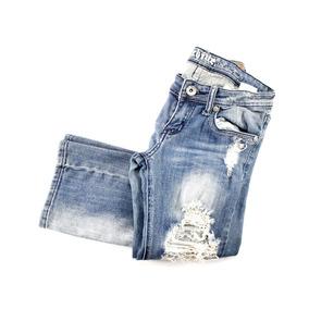 Pantalón Skinny Machine