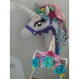 Unicornio Pony Caballito De Palo Regalo De Navidad