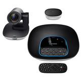 Sist. Videoconferencias Logitech Group Mediana-grandes Salas