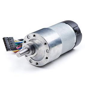 12v Dc Motorreductor W / Encoder - 251rpm + 18kg.cm, Relació