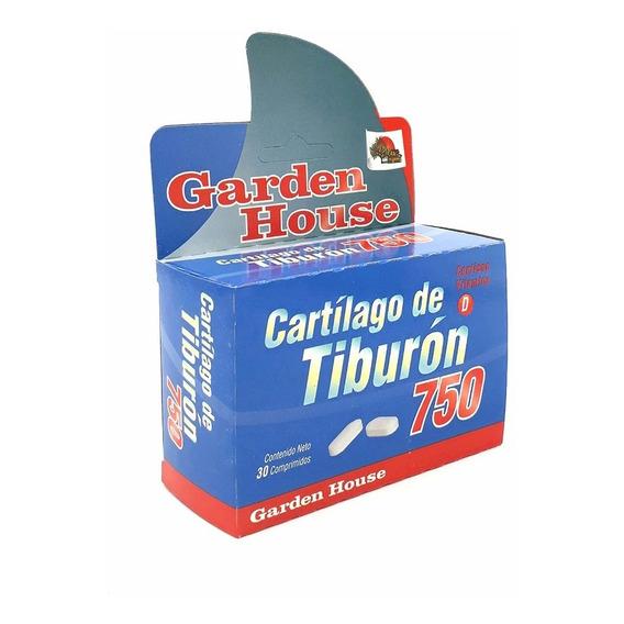 Garden House Cartilago Tiburon 750 X 30 Caps