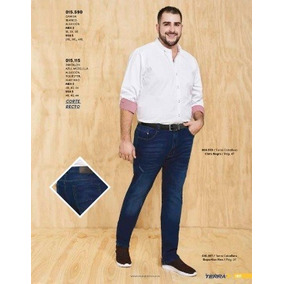 Jeans 15115 Recto Roto Destroyer T 40 Tallas Extras 44