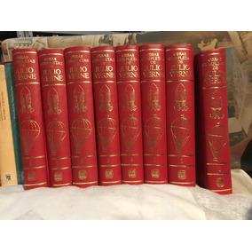 Obras Completas Julio Verne 8 Volúmenes