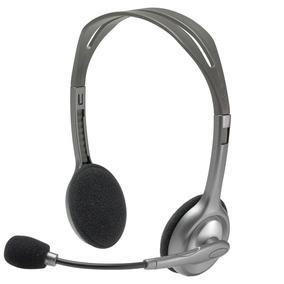 Fone De Ouvido Logitech C/mic H110