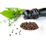 Pimenta Do Reino Preta 100% Orgânica Grãos Kit Com 25 De 20g
