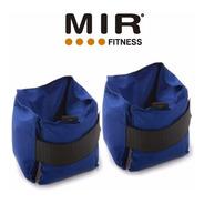 Tobillera Con Carga 1/2 Kg - Mir Fitness - 11512