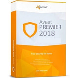 Avast Premier 2018 (lic Serial + Cleanup) 1 Año