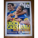 Poster Martin Palermo - Boca - River En Promo (105) Ole