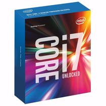 Procesador Intel Core I7 7700k Socket 1151 Kabylake Tricubo