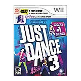 Just Dance 3 Con Katy Perry Bonus Tracks Para Nintendo Wii