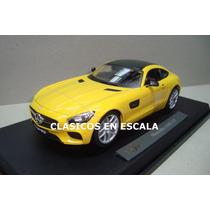 Mercedes Benz Amg Gt - Estectacular Supercar - Maisto 1/18
