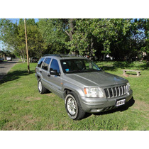 Jeep Grand Cherokee 3,1td 2000