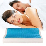 Almohada Ortopédica Con Gel - Memory Pillow