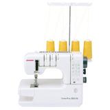 Máquina De Costura Galoneira 110v Branca 1000cpx - Janome
