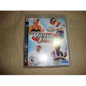 Virtua Tennis 3 Original Americano Para Playstation 3