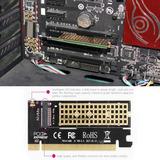 Adaptador Pci M.2 Ssd E Pci-e 3.0 Express 16x
