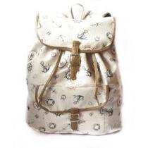Bolsos Backpack Animal Print, Hermosas Mochilas Para Dama