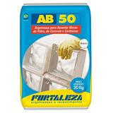 20kg Argamassa P/ Bloco Vidro Branco 1kg Fo Usina Kg C64-128
