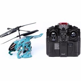 Heli Beast Helicoptero A Radio Control 2 En 1 Original Tv