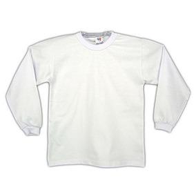 Camisetas Lisas Malha Algodão 30.01 Pet Ecológica Promoção. São Paulo · Kit  10 Camisetas Infantil Para Sublimação Manga Longa F 30.1 bf88d9e6806e5