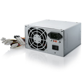 Fonte Atx Multilaser 400w Nominal 200w Real Bivolt S/ Cabo