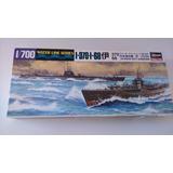1/700 Hasegawa Hobby Kits Submarino Naval Japonés I-370 I-68