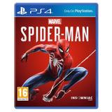 Spiderman Ps4 - Fisico